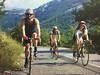 Biking in the Pyrennies