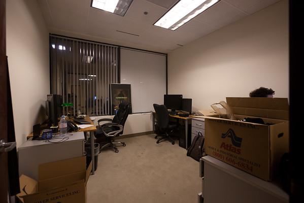 Animators' office