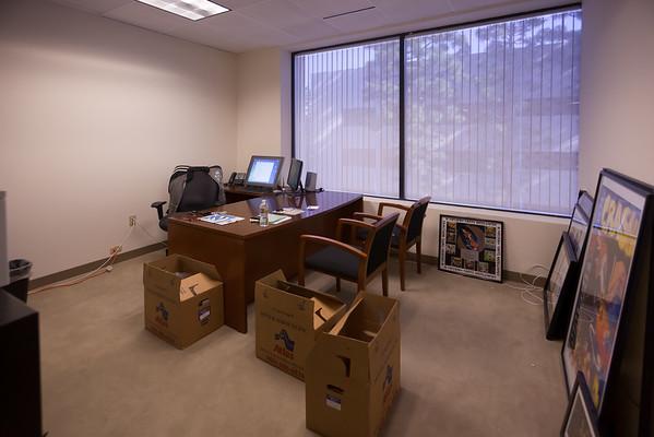 Bob's office