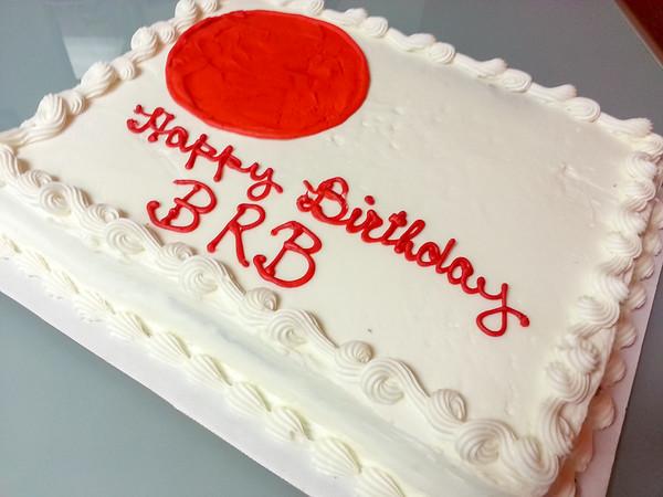 Happy Birthday BRB