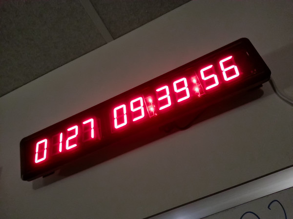 Countdown to Alpha