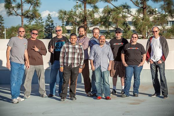 BRB Heavy Iron Crew