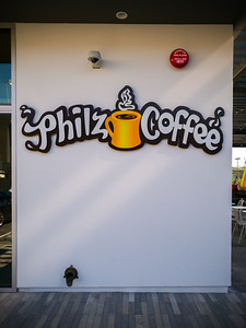 And the timing couldn't be better...Philz Coffee's grand opening is on Monday