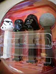 FEBRUARY - I find your lack of PEZ disturbing