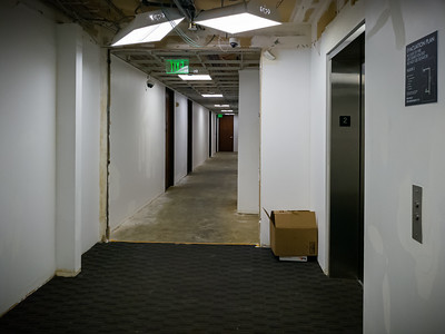 Continental Development is continuing to refurbish our office building this year