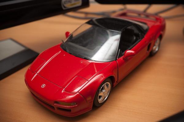 A familiar looking car
