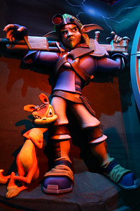 Jak and Daxter (low angle)