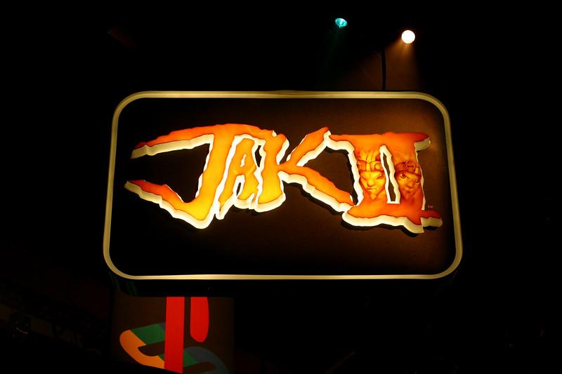 2003 05/15: Jak II at E3