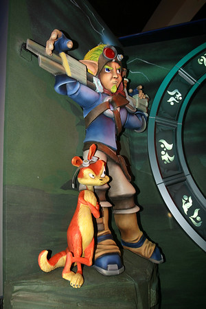 Jak and Daxter (flash)