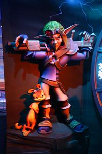 Jak and Daxter (Jak's eye level)