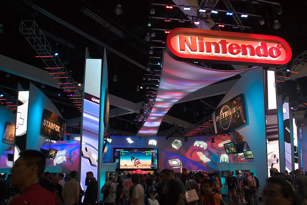 As usual, Nintendo is Sony's neighbor