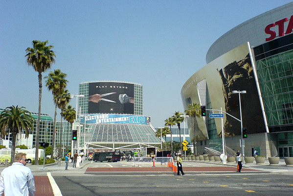 Since Naughty Dog has nothing on the E3 show floor, I decide to leave my camera at home
