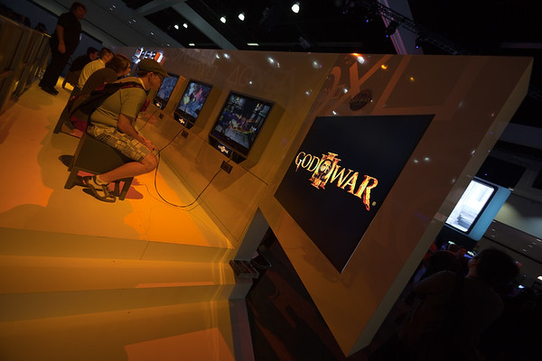 God of War III, developed by Naughty Dog's neighbor Sony Santa Monica, is also up for one of IGN's Best of E3 awards