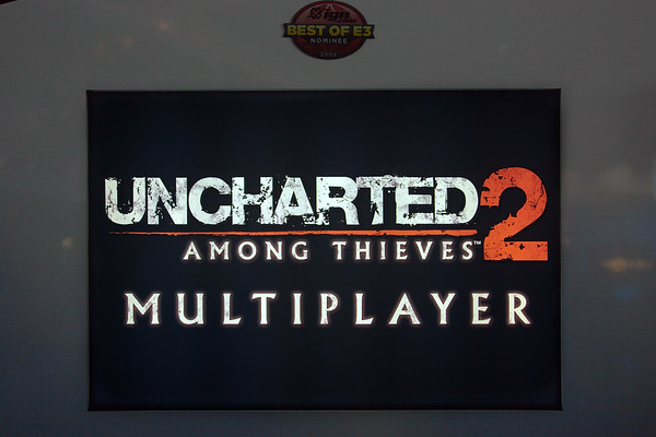 IGN has nominated Uncharted 2: Among Thieves as one of the best games at E3