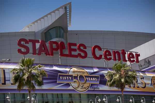 I chose to come to E3 today because both Game 6 and 7 of this year's NBA Finals are being played HERE