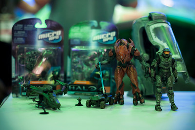 HALO 4 toys for those who care