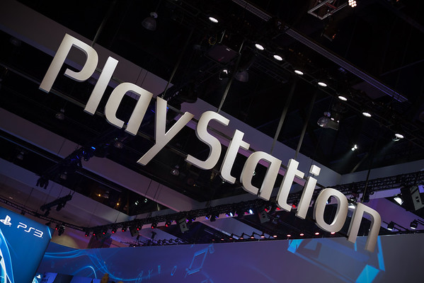 As has been thecase with most E3's, I start in the PlayStation booth.  I no longer have any affiliation with Sony, but I have a lot of friends who still develop for the platform...and I hope I will cross paths with many of them while I walk around the booth