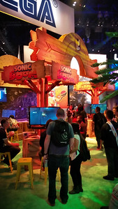 Sonic Boom Booth