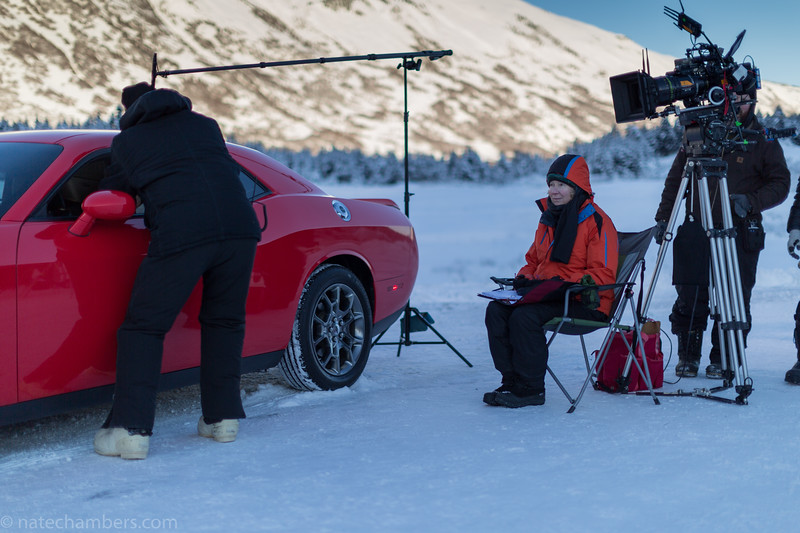 Dodge Charger AWD Commercial