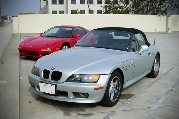 Char's BMW Z3 roadster