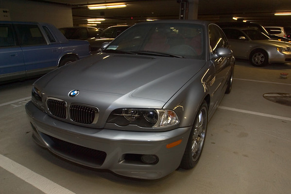 Jeremy's M3...one of two currently owned by the Dogs