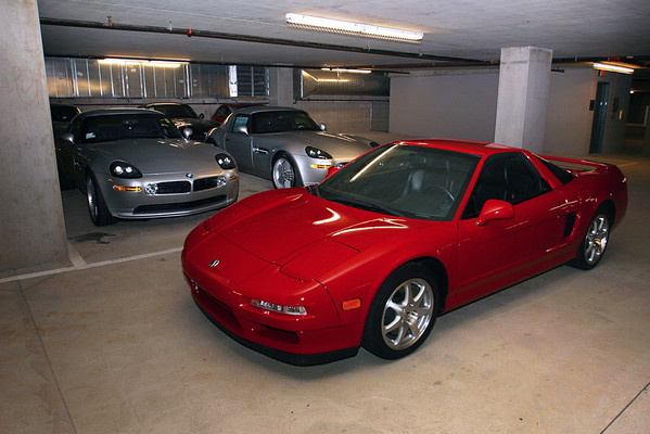 AkiraNSX with Alpinas (front quarter)