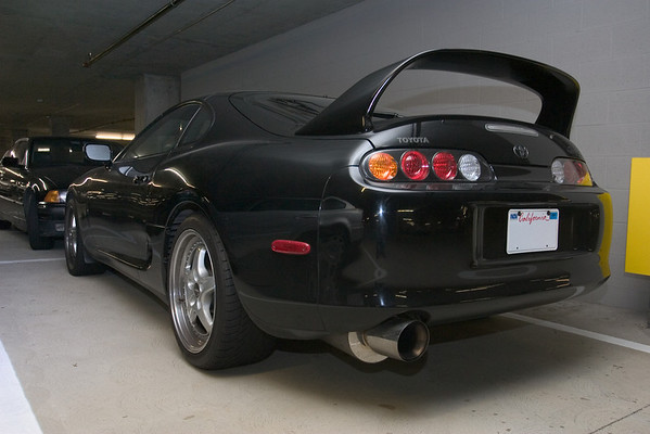 He's changed a few things since Mr. Rubin owned her