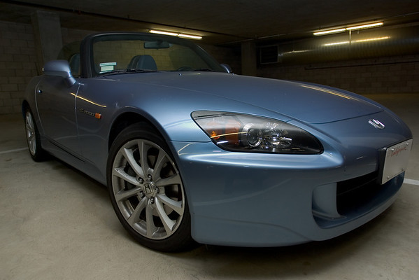 Dan's S2000...one of two currently owned by the Dogs