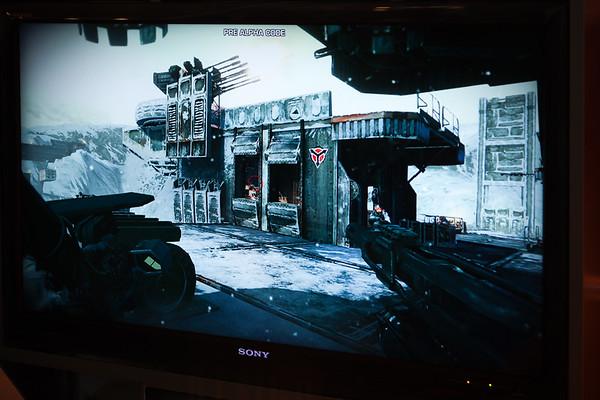 For pre-alpha code, Killzone 3 looks pretty damn good in 2D