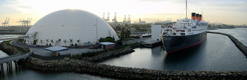 Queen Mary panorama