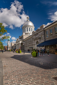 Marché Bonsecours Street View