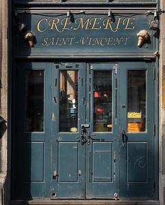 Cremerie Saint-Vincent