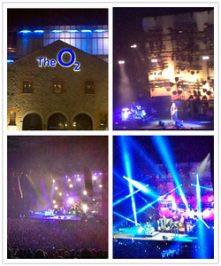 Black Keys concert at The O2 in Dublin.