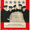 The five Sullivan brothers 'missing in action' off the Solomons.<br /> THEY DID THEIR PART!