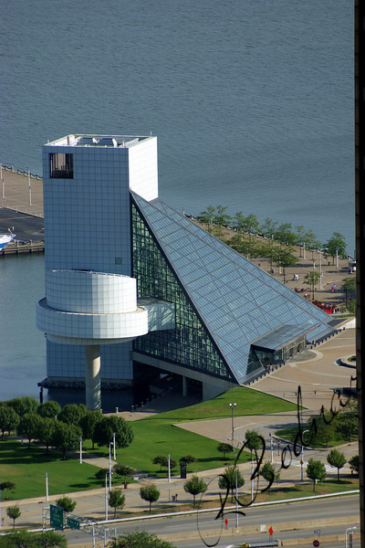 Photo By Bob Bodnar.......................................Rock & Roll Hall of Fame