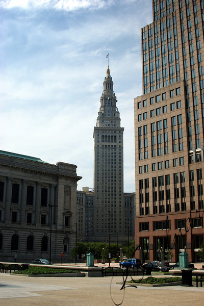 Photo By Bob Bodnar................................................Terminal Tower