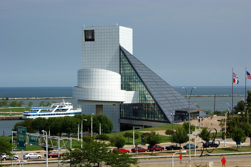 Photo By Bob Bodnar......................................................Rock & Roll Hall of Fame