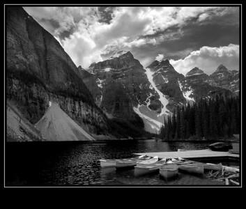 Lake-Moraine