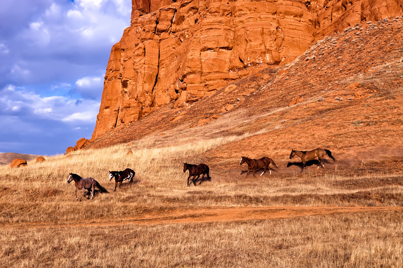 The Hideout Ranch, Shell, Wyoming