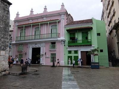 Plaza de San Franciso de Asis. Old Havana.