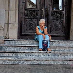 Slow Life in Old Havana