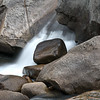 Yosemite, Rock and Flowing Water