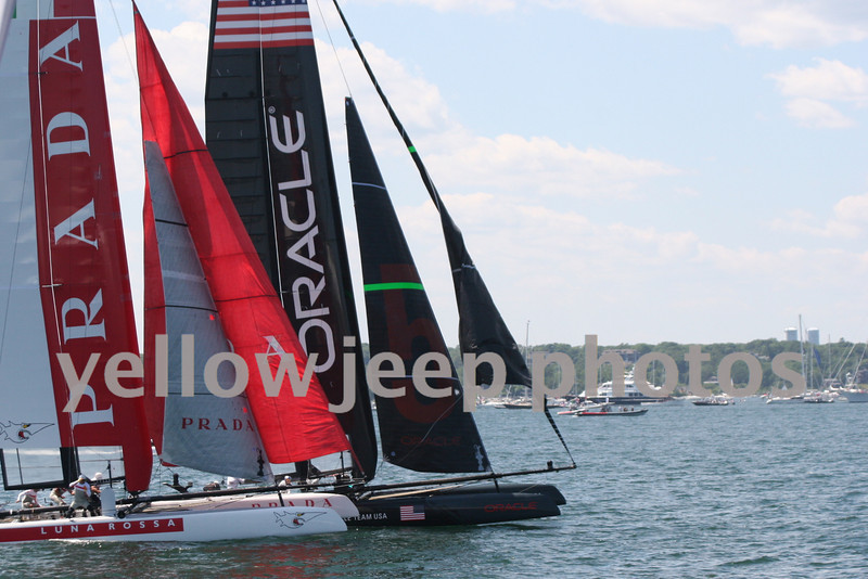 """Newport Americas Cup World Series"""