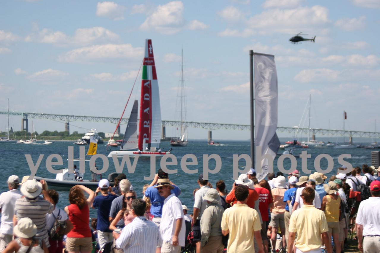 """Newport Americas Cup World Series"""
