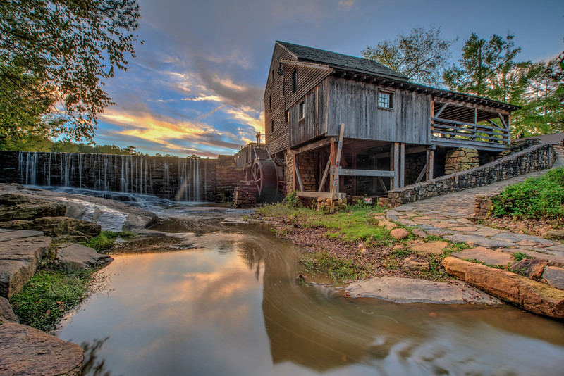Historic Yates Mill