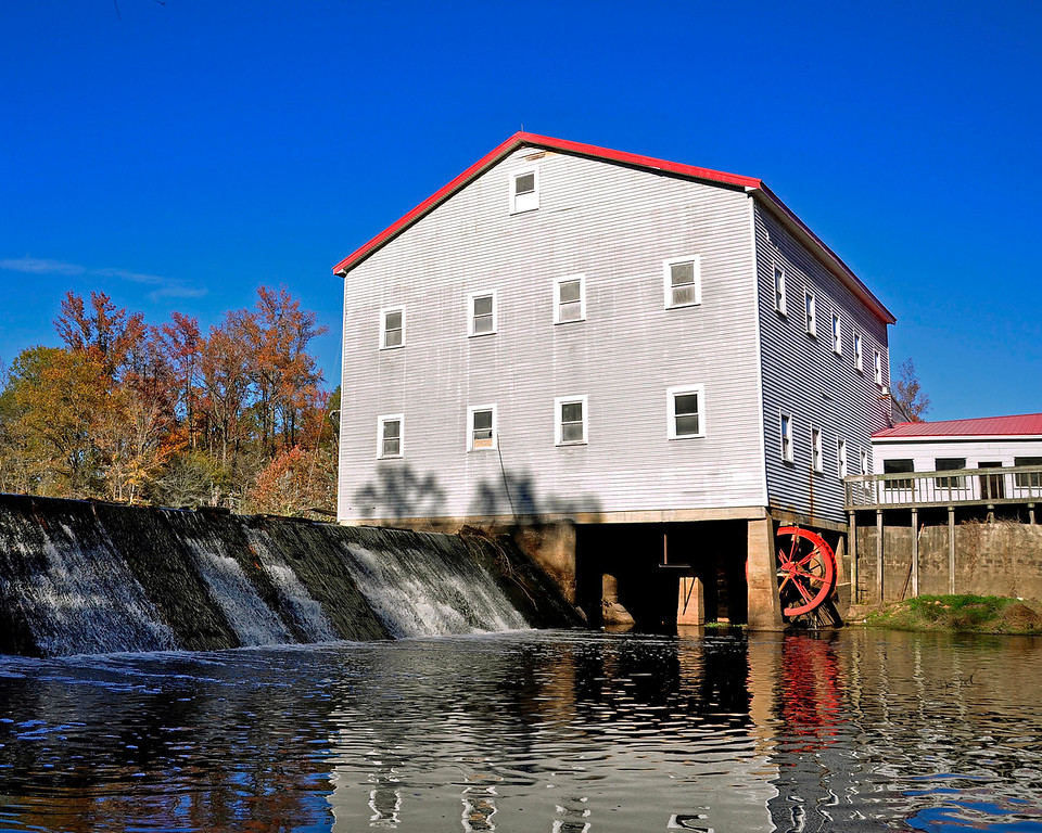 Atkinson Old Grist Mill