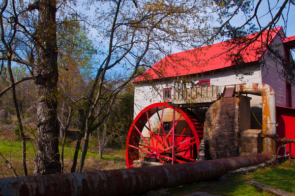 Old Mill of Guilford, Hwy 68 Greensboro, NC