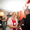 Janet Ann Werne, associate director of alumni relations at Saint Meinrad Archabbey and Seminary and School of Theology, has been named an honorary alumna by the Saint Meinrad Alumni Association Board of Directors. The announcement was made July 31, during the 89th annual Alumni Reunion at St. Meinrad, IN.