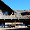 Old Faithful Inn in Yellowstone National Park 802