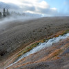 Morning in Yellowstone National Park in Wyoming 10